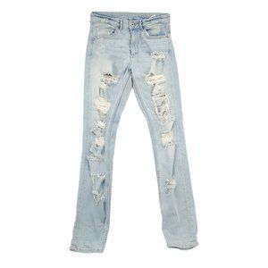 &Denim by H&M Jeans Women's 27 Blue Skinny High